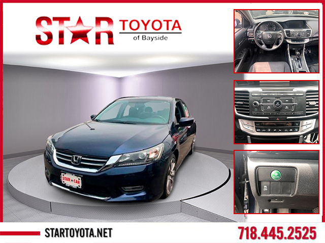 Pre-Owned 2013 Honda Accord Sedan 4dr I4 CVT Sport