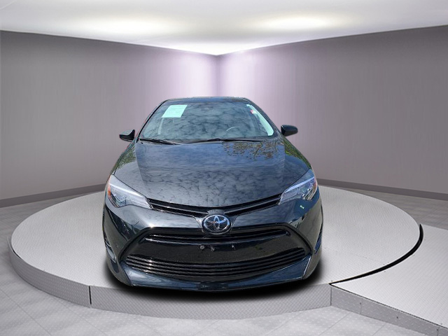 Certified Pre-Owned 2018 Toyota Corolla L CVT (Natl)