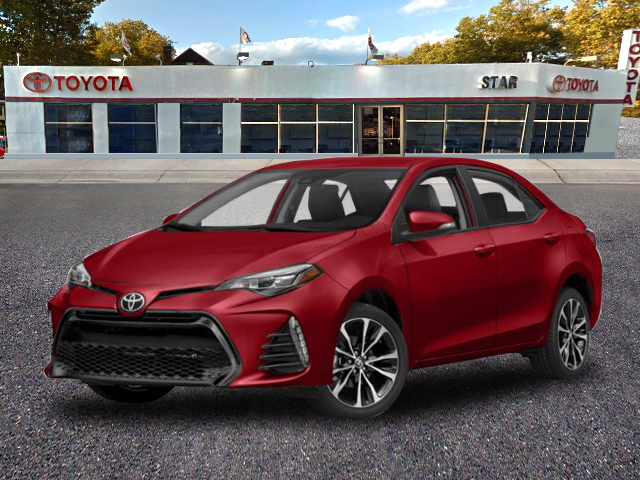 New 2019 Toyota Corolla SE Manual (Natl)