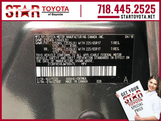 Certified Pre-Owned 2018 Toyota RAV4 XLE AWD (Natl)
