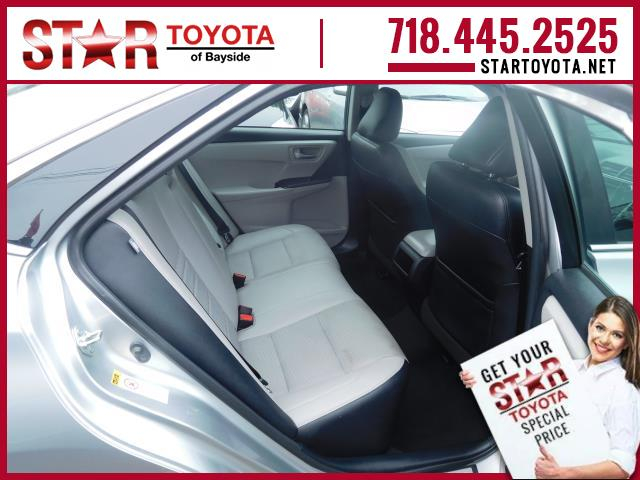 Certified Pre-Owned 2017 Toyota Camry SE Automatic (Natl)