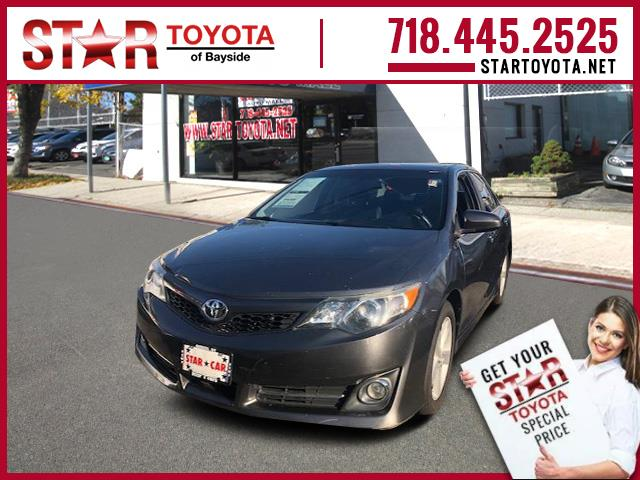 Pre-Owned 2013 Toyota Camry 4dr Sdn I4 Auto SE (Natl)