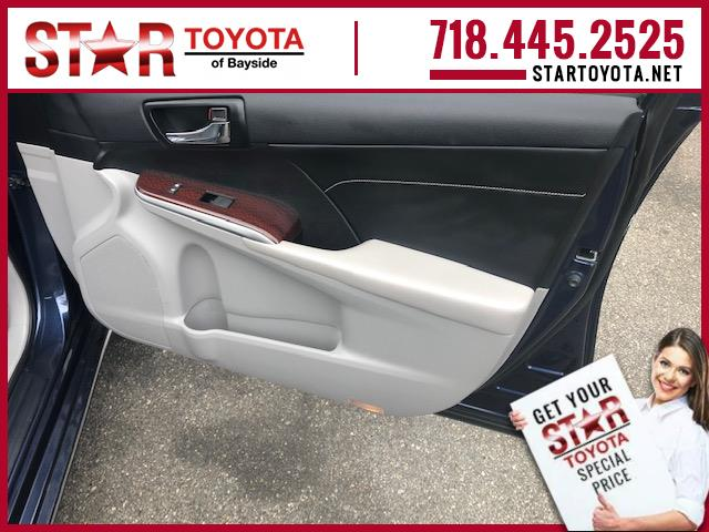 Certified Pre-Owned 2014 Toyota Camry 2014.5 4dr Sdn V6 Auto XLE (Natl)