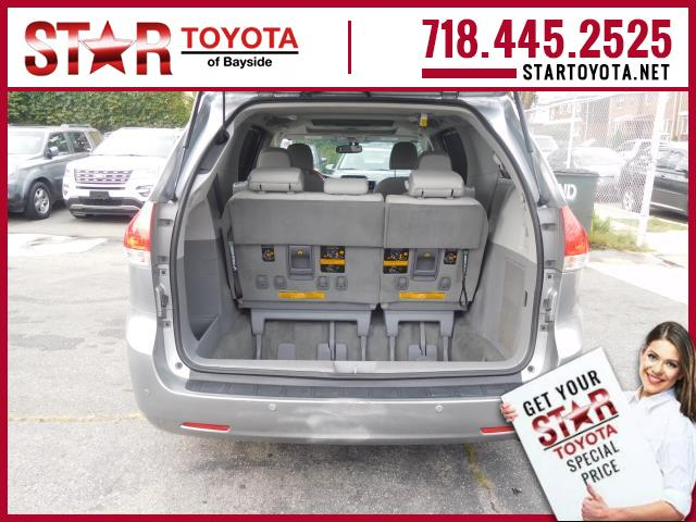 Certified Pre-Owned 2014 Toyota Sienna 5dr 7-Pass Van V6 Ltd AWD (Natl)