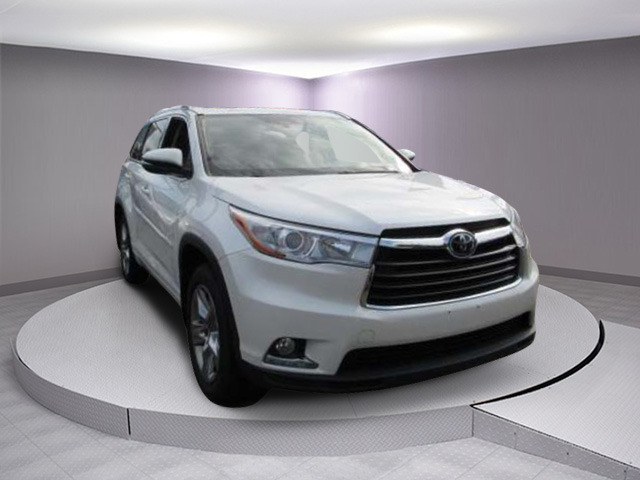 Certified Pre-Owned 2016 Toyota Highlander AWD 4dr V6 Limited (Natl)
