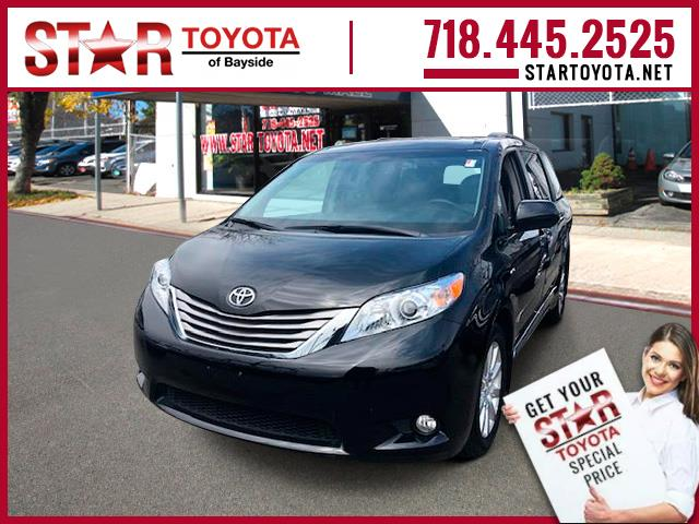 Certified Pre Owned 2017 Toyota Sienna Xle Awd 7 Penger Natl
