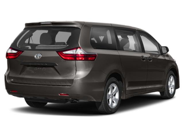 Bank Bloq Van Design On Stock.New 2020 Toyota Sienna Le Mini Van Passenger In Bayside N200756a