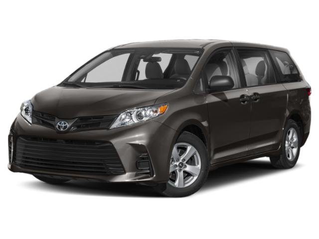 New 2020 Toyota Sienna LE