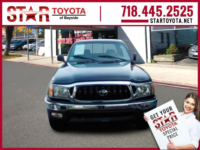 Pre-Owned 2004 Toyota Tacoma XtraCab V6 Manual 4WD (Natl)