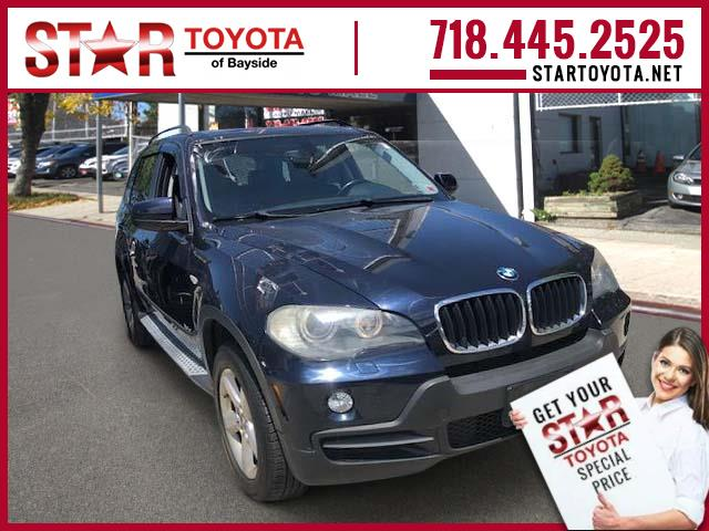 Pre-Owned 2008 BMW X5 AWD 4dr 3.0si