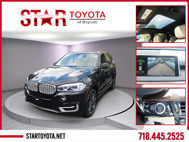 BMW Bayside Service >> Pre Owned 2017 Bmw X5 Xdrive35i Sports Activity Vehicle All Wheel Drive Xdrive35i Sports Activity Vehicle