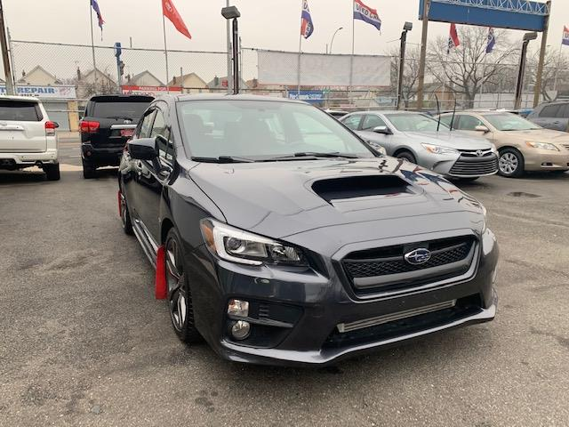 Pre-Owned 2017 Subaru WRX Limited Manual