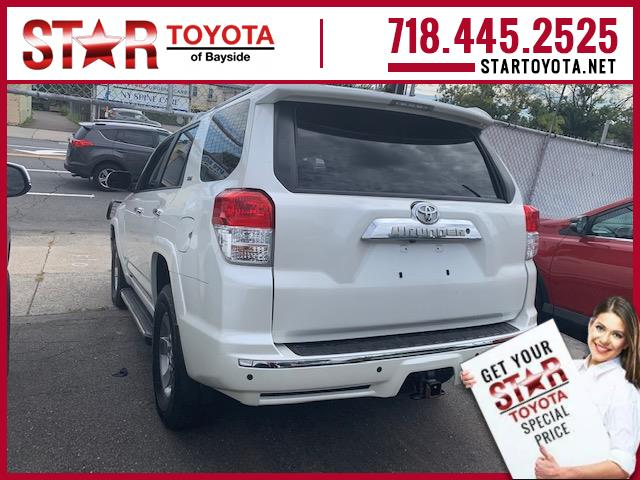 Certified Pre-Owned 2013 Toyota 4Runner 4WD 4dr V6 SR5 (Natl)