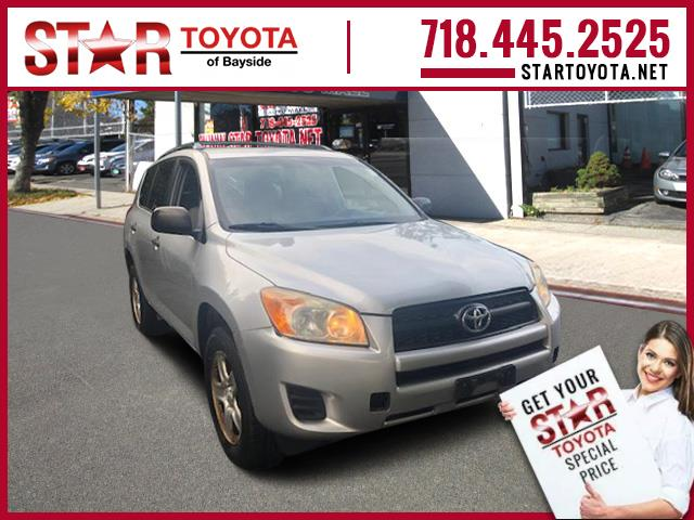 Pre-Owned 2009 Toyota RAV4 4WD 4dr 4-cyl 4-Spd AT (Natl)