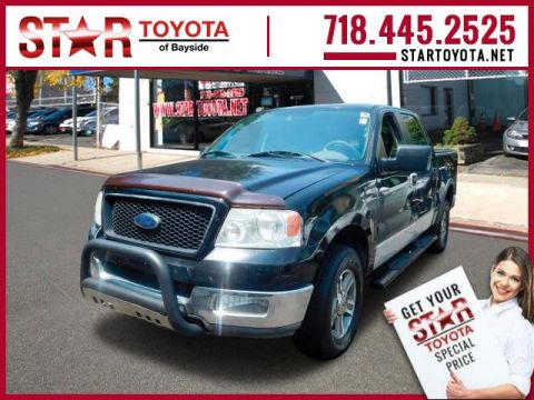 "Pre-Owned 2005 Ford F-150 SuperCrew 139"" FX4 4WD"