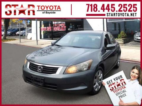 Pre-Owned 2008 Honda Accord Sedan 4dr I4 Auto EX