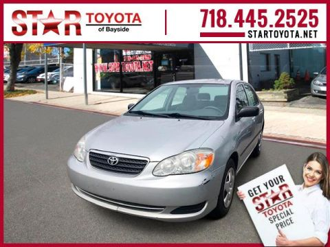 Pre-Owned 2005 Toyota Corolla 4dr Sdn CE Manual (Natl)