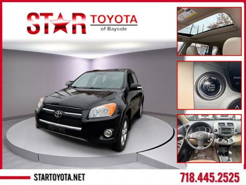 Pre-Owned 2009 Toyota RAV4 4WD 4dr 4-cyl 4-Spd AT Ltd (Natl)