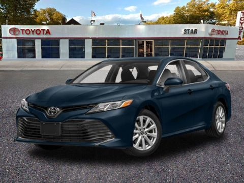 New 2019 Toyota Camry LE Auto (Natl)