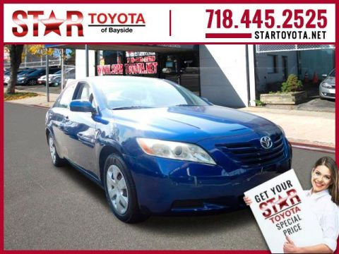 Pre-Owned 2007 Toyota Camry 4dr Sdn I4 Auto LE (Natl)