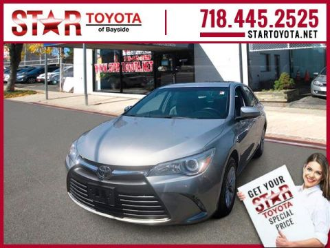 Certified Pre-Owned 2016 Toyota Camry 4dr Sdn I4 Auto LE (Natl)
