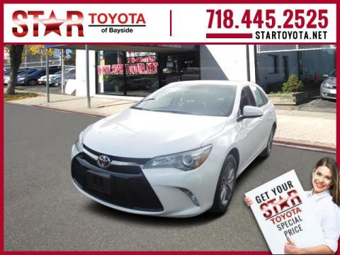 Certified Pre-Owned 2015 Toyota Camry 4dr Sdn I4 Auto SE (Natl)