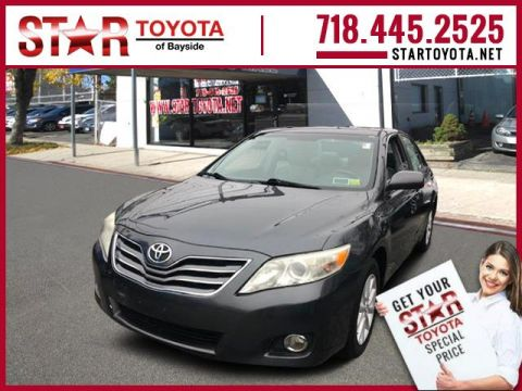 Pre-Owned 2010 Toyota Camry 4dr Sdn I4 Auto XLE (Natl)