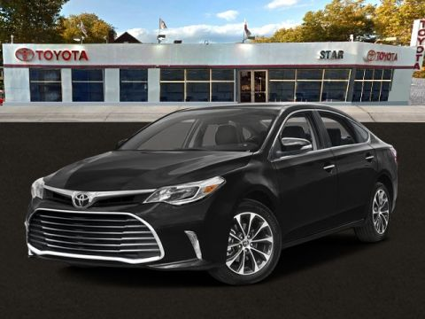New 2017 Toyota Avalon Limited