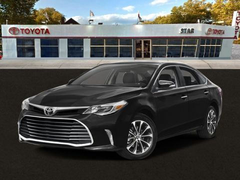 New 2017 Toyota Avalon XLE Premium