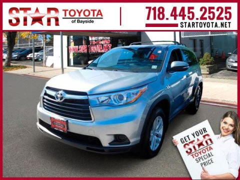 Certified Pre-Owned 2016 Toyota Highlander AWD 4dr V6 LE Plus (Natl)