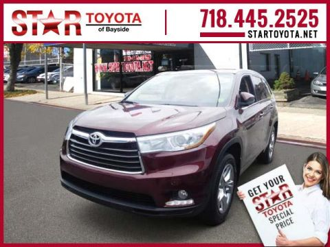 Certified Pre-Owned 2015 Toyota Highlander AWD 4dr V6 Limited (Natl)