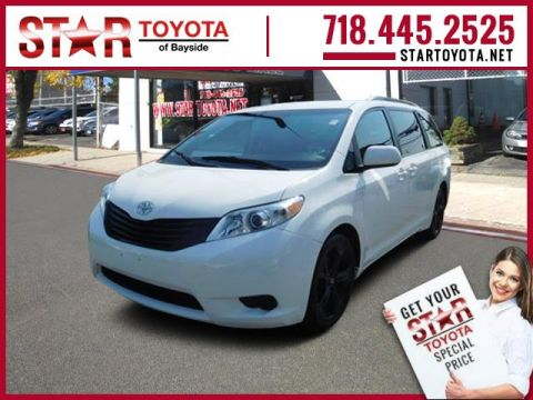 Certified Pre-Owned 2014 Toyota Sienna 5dr 8-Pass Van V6 LE FWD (Natl)