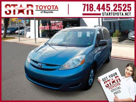 Pre-Owned 2010 Toyota Sienna 5dr 7-Pass Van LE FWD (Natl)