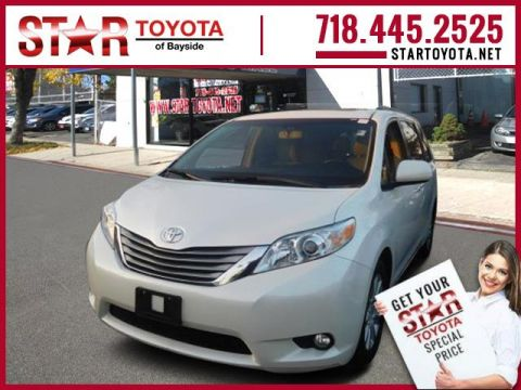 Certified Pre-Owned 2015 Toyota Sienna 5dr 8-Pass Van XLE FWD (Natl)