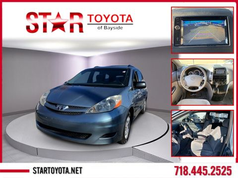 Pre-Owned 2007 Toyota Sienna 5dr 8-Passenger Van LE FWD (Natl)