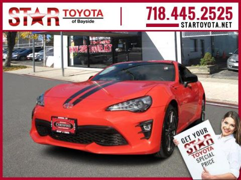 Certified Pre-Owned 2017 Toyota 86 Automatic (Natl)