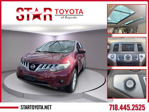 Pre-Owned 2010 Nissan Murano AWD 4dr SL