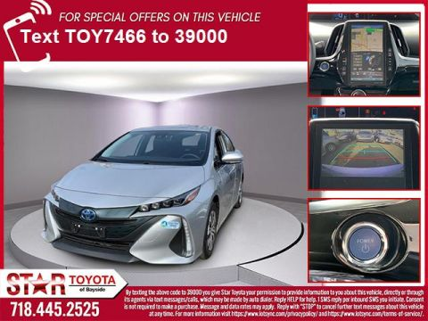 Certified Pre-Owned 2020 Toyota Prius Prime LE (Natl)