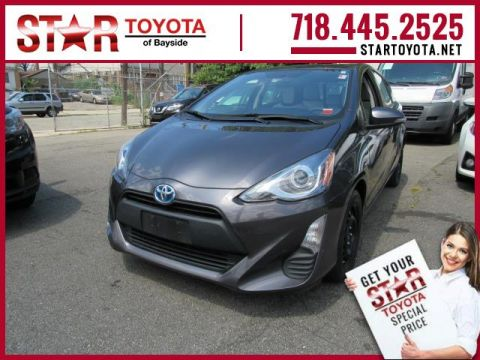 Certified Pre-Owned 2016 Toyota Prius c 5dr HB One (Natl)