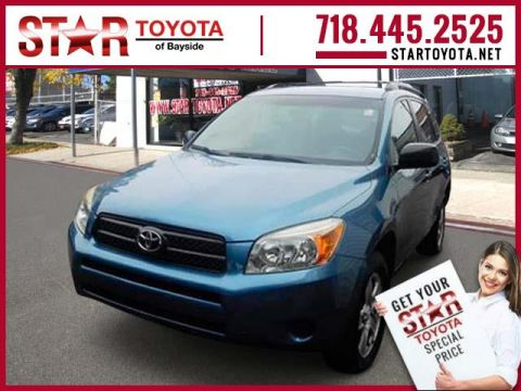 Pre-Owned 2008 Toyota RAV4 4WD 4dr 4-cyl 4-Spd AT (Natl)