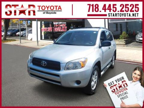 Pre-Owned 2006 Toyota RAV4 4dr Base 4-cyl 4WD (Natl)
