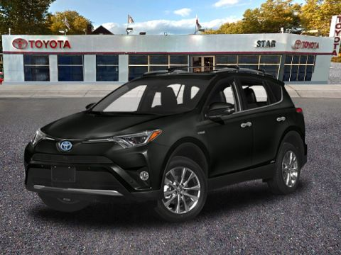 New 2018 Toyota RAV4 Hybrid Limited AWD (Natl)