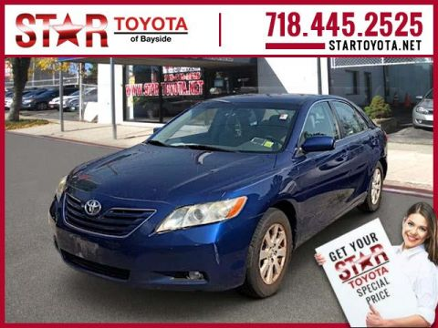 Pre-Owned 2007 Toyota Camry 4dr Sdn I4 Auto XLE (Natl)