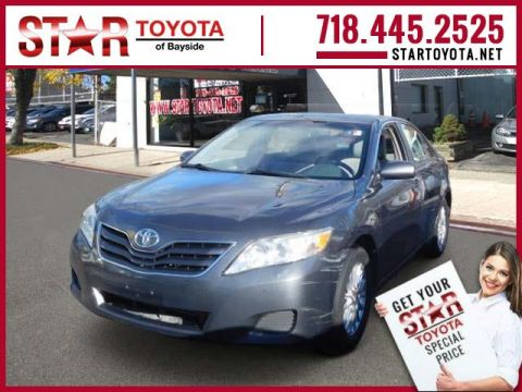 Pre Owned 2010 Toyota Camry 4dr Sdn V6 Auto Le Natl