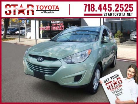 Pre-Owned 2012 Hyundai Tucson FWD 4dr Auto GLS