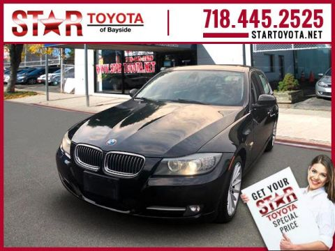 Pre-Owned 2011 BMW 3 Series 4dr Sdn 335i xDrive AWD